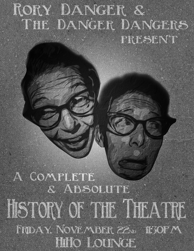 """The Complete History of Theatre"""